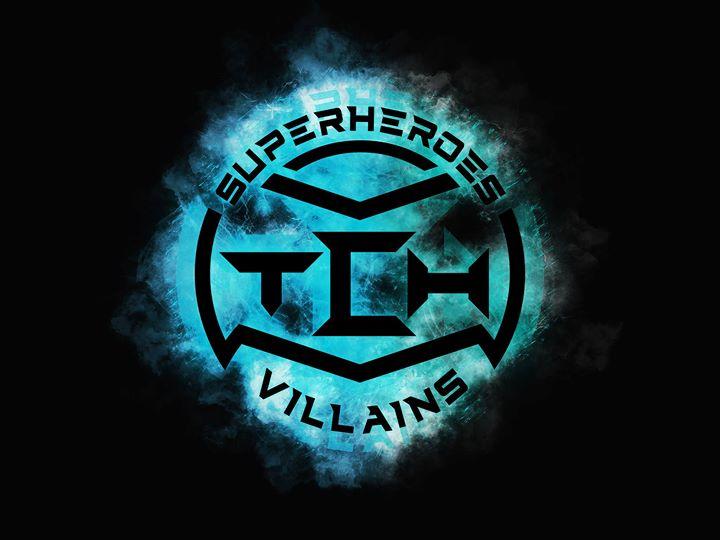 Monster Mash Superheroes & Villains