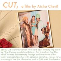 CUT a documentary by Aicha Cherif