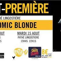 Avant-premire &quotAtomic blonde&quot