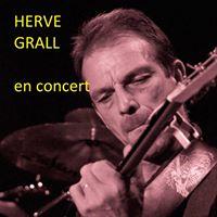 Herv Grall en concert