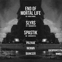 Cultronic w End of mortal life &amp SLYRS