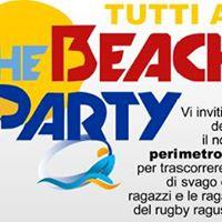 Ragusa Rugby vi invita al the BEACH PARTY