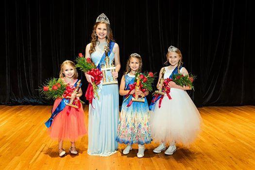 2019 Eatonton Service League Beauty Pageant at Putnam County