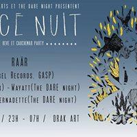 Le BDA IEPG &amp The DARE night prsentent DOUCE NUIT w RAR