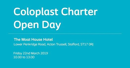 Coloplast Charter Open Day