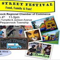 2017 Pequannock Street Festival