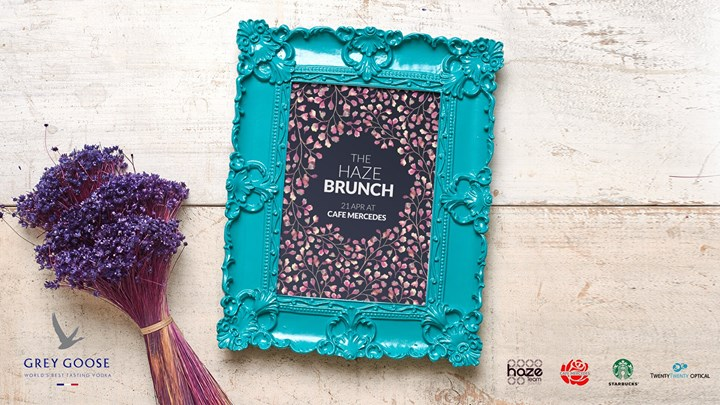 The Haze Brunch - Spring Edition