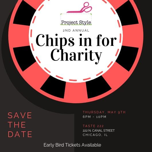 2nd Annual Chips in for Charity Casino Night