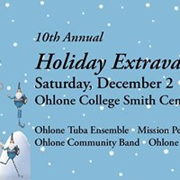 The Ohlone College Bands 10th Annual Holiday Extravaganza