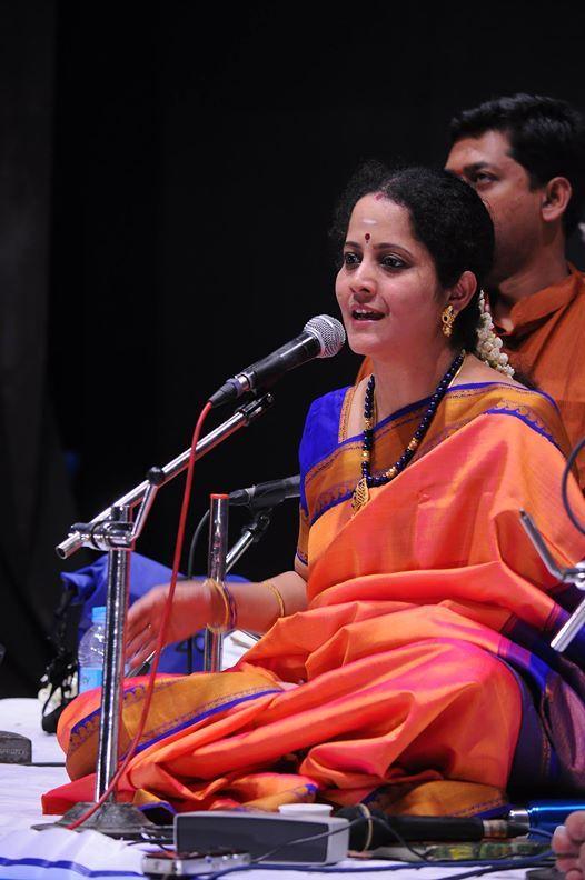 Carnatic Vocal By Smt Gayathri Venkataraghavan