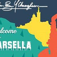 Ruben PAZ Tournage du Clip Vido &quotWelcome to Marsella&quot