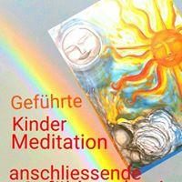 Gefhrte Meditation und Gefhlsmalerei mit Kindern