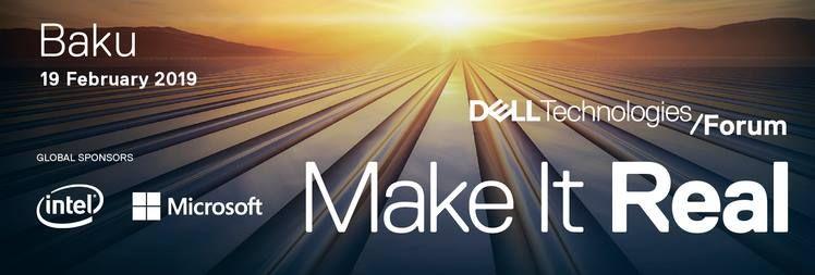 Dell Tech Forum Baku