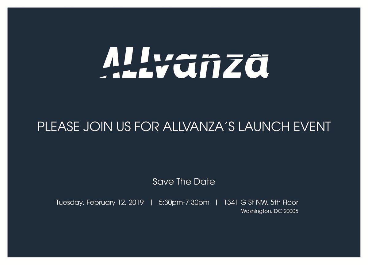 ALLvanzas Launch Event