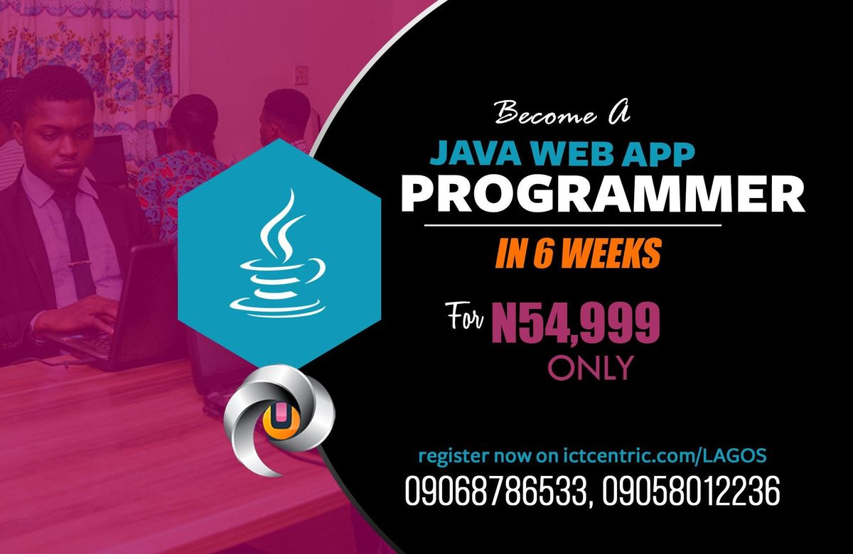 BE A SOUGHT AFTER WEB DESIGNER AND DEVELOPER IN 6 WEEKS