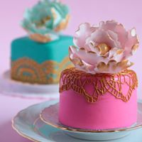 Classic Cake Decorating Workshop with Chef Leslie Bilderback