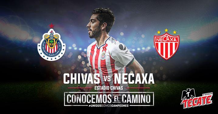 J3  Chivas vs. Necaxa AP17 at Estadio Chivas eac0eb8d9f7