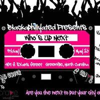 Blackaphillyated Presents Whos Up Next Showcase