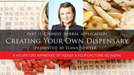 Part II Creating Your Own Herbal Dispensary with Ilana Sowter