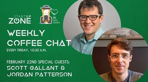 Weekly Coffee Chat with Scott Gallant & Jordan Patterson