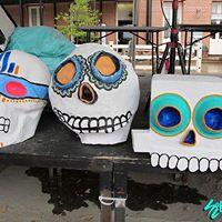 Souls of the City Plaster Mask Workshop