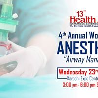 Anesthesia Workshop (13th Health Asia)