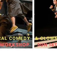 Physical Comedy &amp Clowning workshop