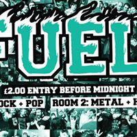 FUEL 2 Before Midnight - The Key Club - 130117