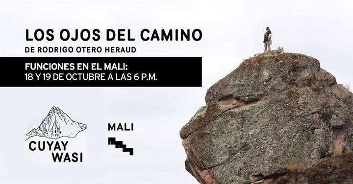 Cine Los ojos del camino en el MALI (18-19Oct.)