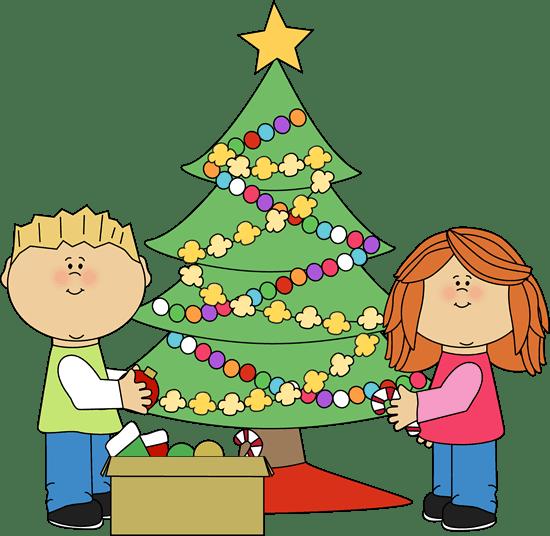December KIDS CORNER for Military Families