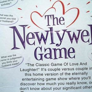 The NewlyWed (or not so new) Game at Woodmore Family
