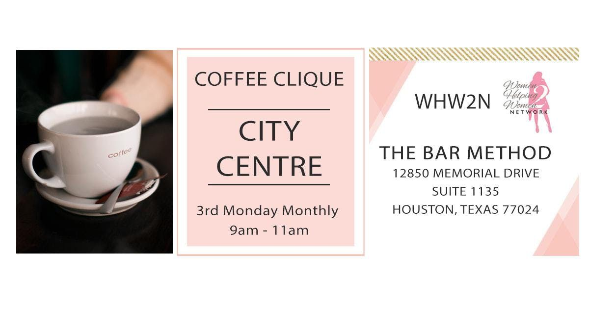 WHW2N - Coffee Clique  - City Centre