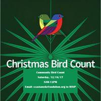 Audubons 118th Annual Christmas Bird Count