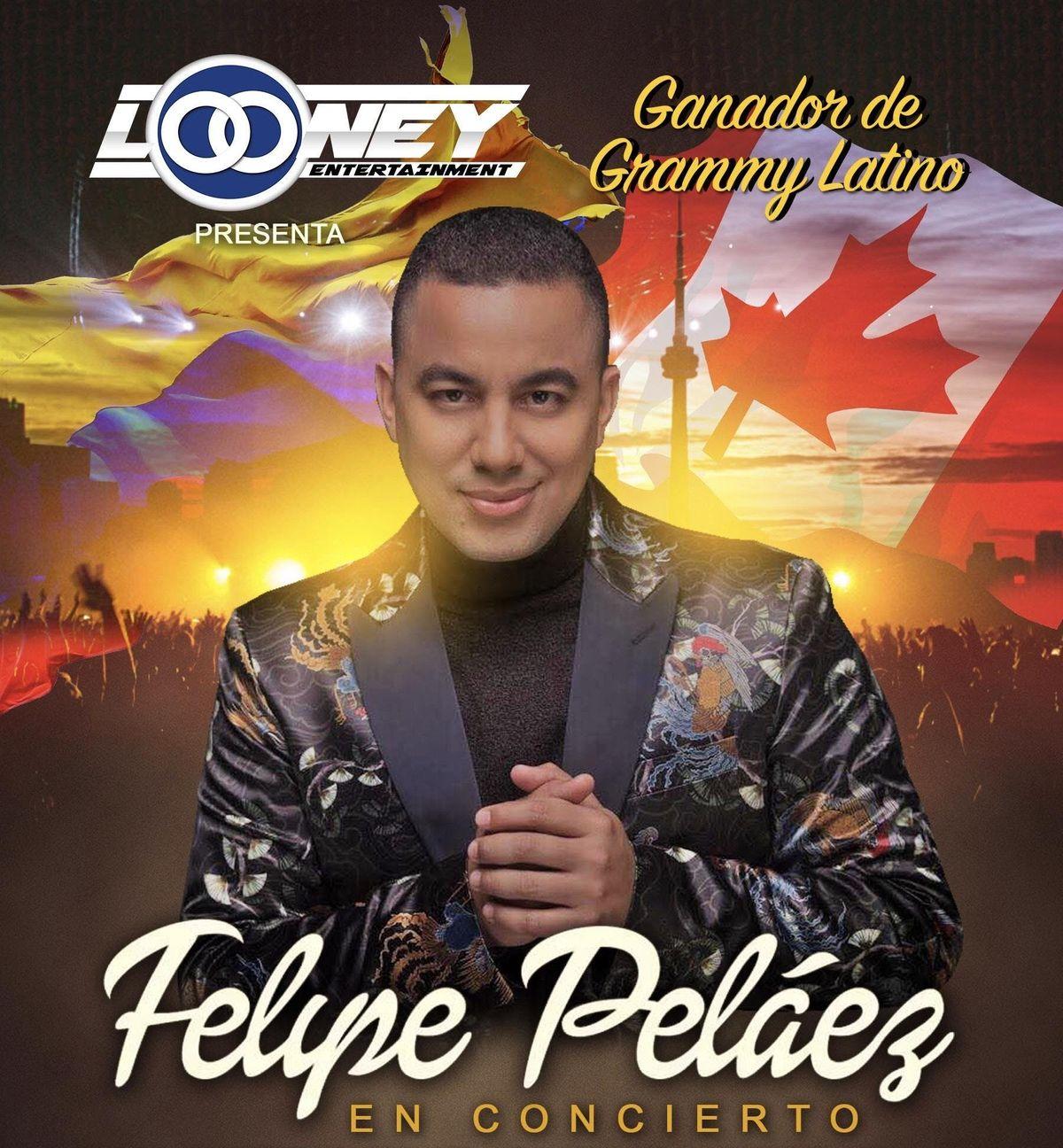 Felipe Pelaez En Toronto Canada at Royal king Banquet Hall