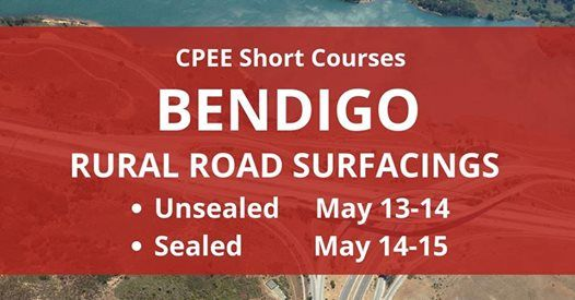 Rural Road Surfacings - Unsealed (Bendigo)