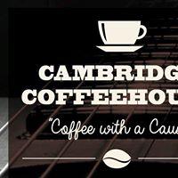 Cambridge Coffeehouse - May 13 2017