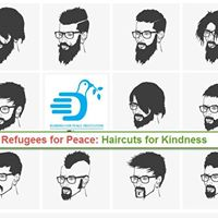 Refugees for Peace Haircuts for Kindness