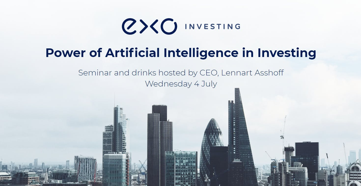 Exo Investing Power of Artificial Intelligence in Investing