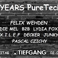4 Years PureTechno