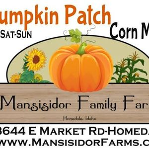 2018 Pumpkin Patch & Corn Maze Season