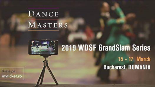 DanceMasters 2019 WDSF GrandSIam Series