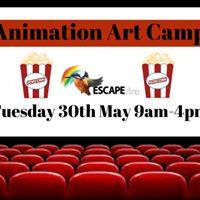 Animation Art Camp