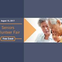 Seniors Volunteer Fair