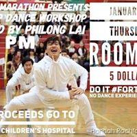 Dance Workshop hosted By Philong Lai