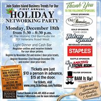 SI Business Trends 1st Annual Holiday Networking Party