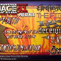 Venue Meet And Greet Metal Showcase