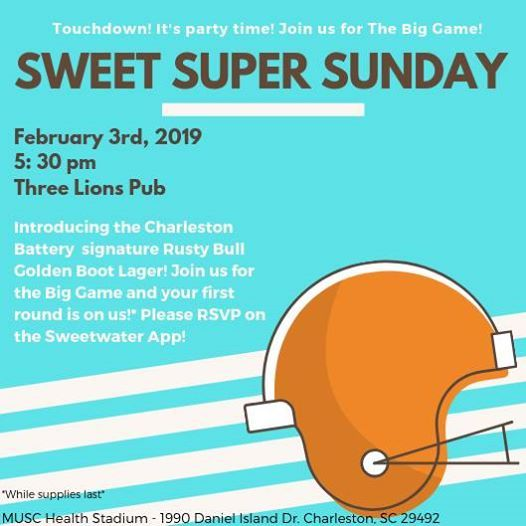 Sweetwater Super Sunday