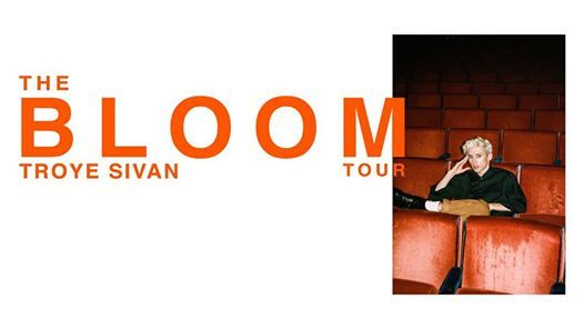Troye Sivan - The Bloom Tour 2019 I Kln