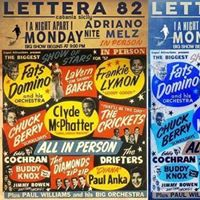 Monday night Lettera 82