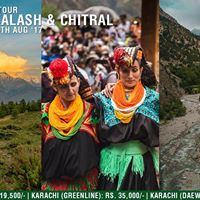 Explore Kalash and Chitral - Uchal Festival Tour